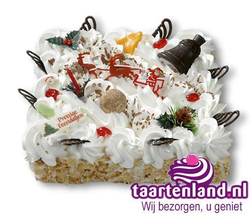 Luxe Kersttaart Bestellen