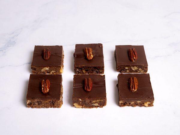 Brownies Luxe (per 10 Stuks)