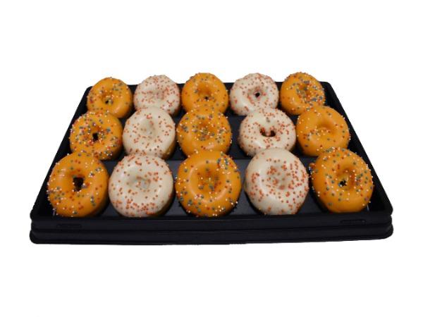 Oranje Mini Donuts