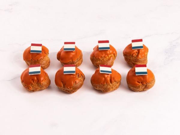 Oranje Mini Soezen