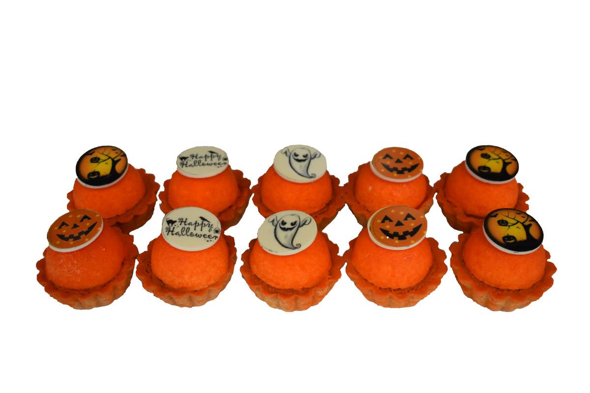 halloween luxe petit fours